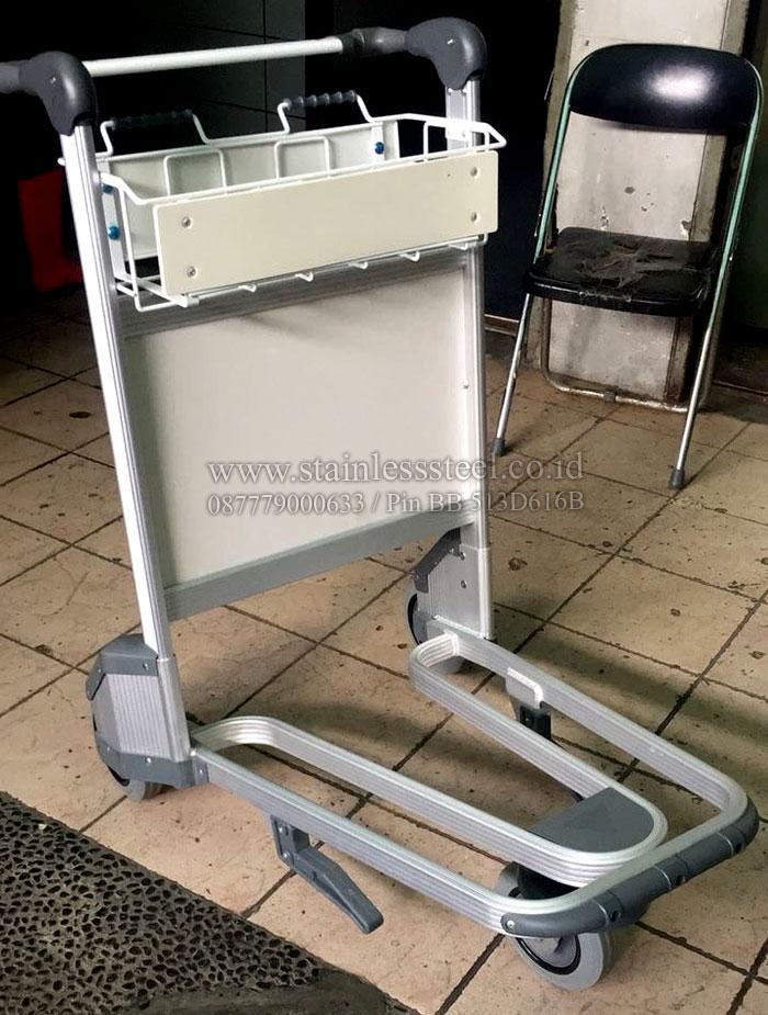 """""""Jual Trolley Aluminium Alloy"""""""