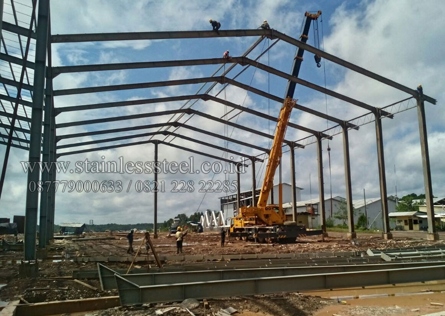 """""""Jasa Konstruksi Bangunan Baja wf"""""""