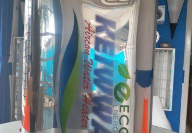 Jual Tangki Water Heater Tangki Pemanas Air Tanpa Listrik